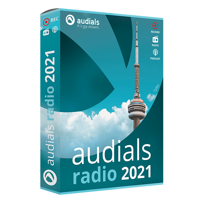 Audials Radio 2021
